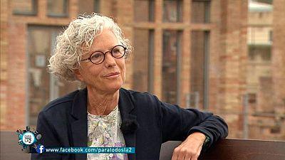 Para todos La 2 - Filosofía para profanos. Maite Larrauri analiza la frase de la filósofa francesa Simone Weil que dice: ¿Un colectivo no hace una suma¿.