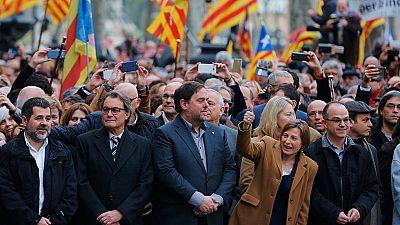 """Forcadell: """"Ningún tribunal puede impedir que en el Parlament se debata sobre la independencia"""""""