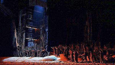 La ópera de Wagner 'El holandés errante' llega al Teatro Real
