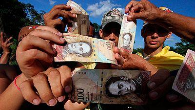 Disturbios en Venezuela por la falta de dinero en efectivo