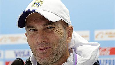 Zidane recupera a Ramos y advierte del Kashima