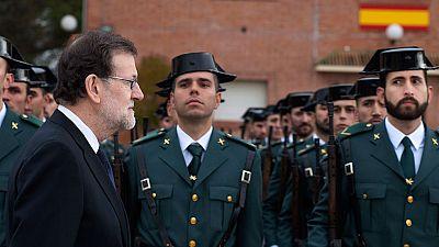 Rajoy defiende respeto a la bandera como símbolo que aglutina la diversidad