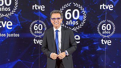 TVE emitirá la gala de su 60 aniversario