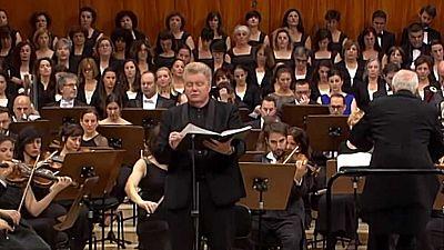 Los conciertos de La 2 - Orquesta y Coro RTVE B-6 (Temporada 2016-2017) (y II) - ver ahora