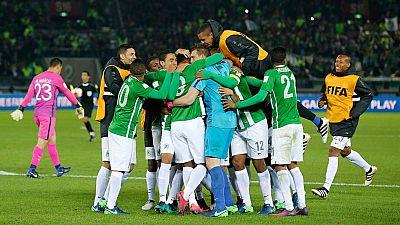 El Atlético Nacional gana en los penaltis el tercer puesto del Mundialito