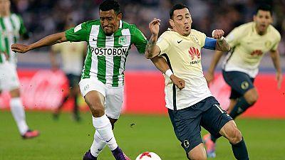 Atlético Nacional 2-2 Club América de México