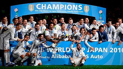 Con mucho sufrimiento y en la prórroga, el Real Madrid consiguió doblegar a un valiente Kashima Antlers (4-2) y ganó el Mundial de Clubes de la FIFA 2016.