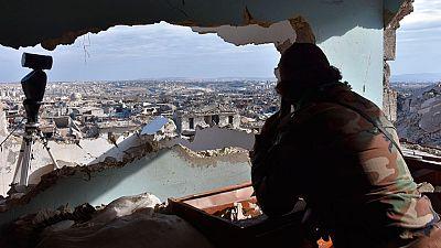 El valioso patrimonio de Alepo, destruido tras cuatro años de guerra