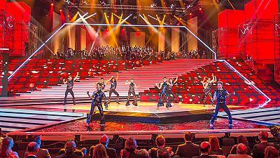 Televisión Española emite la Gala 60 años juntos