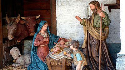 San Sebastián de los Reyes ha montado este año un belén diferente