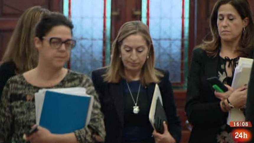 Parlamento - Conoce el parlamento - La mesa y los vetos - 17/12/2016