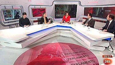 Parlamento - El debate - Objetivos de déficit, techo de gasto y desafíos económicos - 17/12/2016