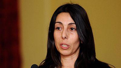 """Raquel Gago reitera su inocencia: """"Me voy como inocente a prisión"""""""