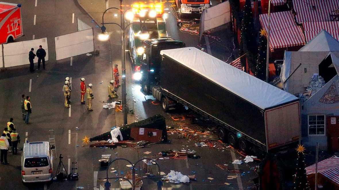 El ataque de Barcelona es el octavo atropello terrorista en Europa en un año