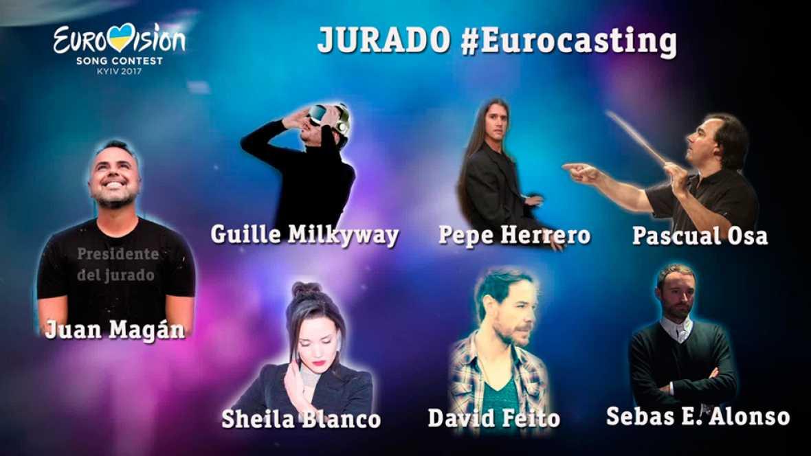 El jurado, formado por siete profesionales de distintos ámbitos del mundo de la música