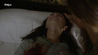 Juana le salva la vida a Candela