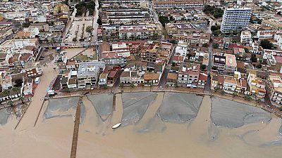 El temporal avanza hacia Baleares, en alerta naranja por olas de hasta cinco metros