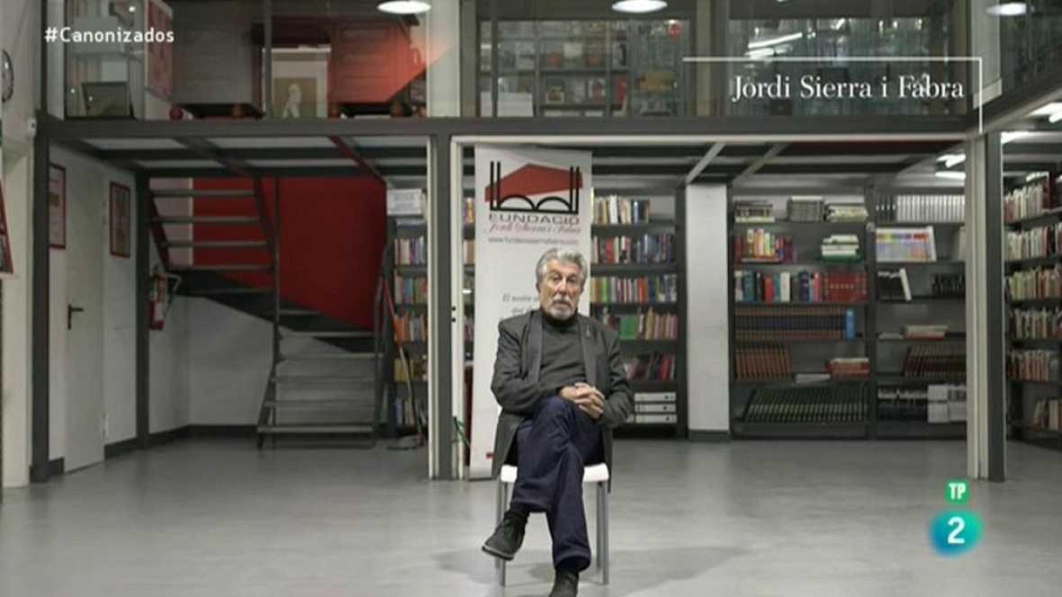 Página Dos - El canon de Jordi Sierra i Fabra