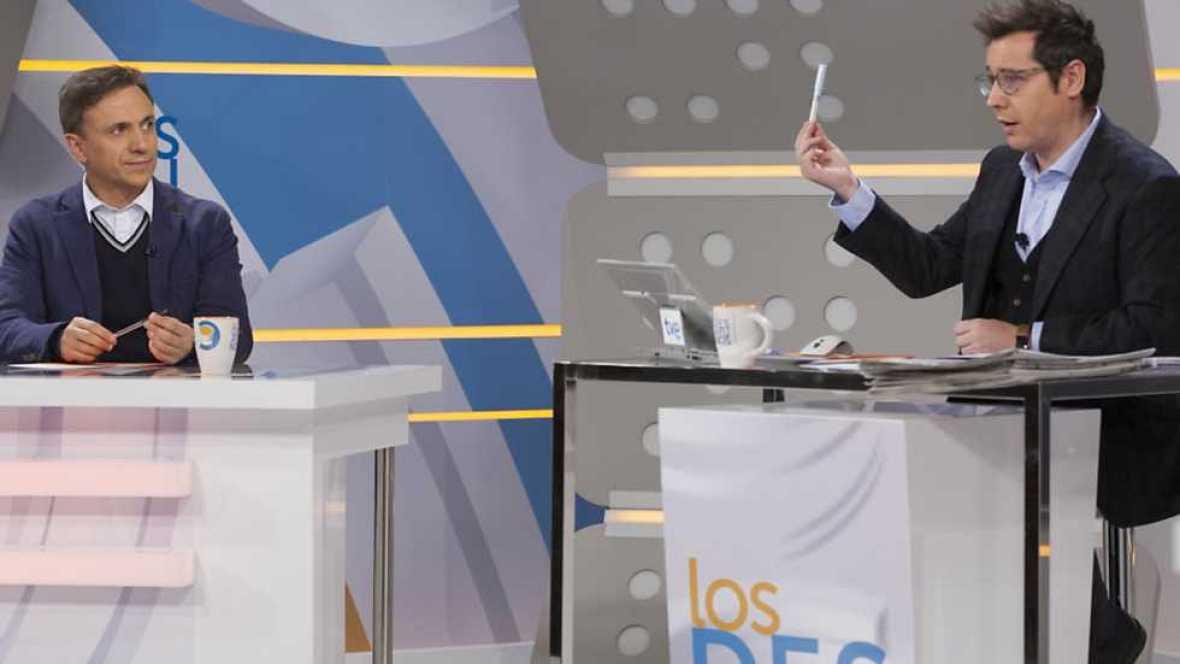 Los desayunos de TVE - Mercedes Fernández, presidenta del PP de Asturias y José Mota, humorista - ver ahora