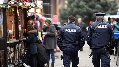 Los mercados navideños alemanes elevan las medidas de seguridad