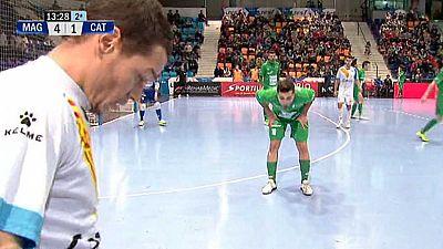Fútbol Sala - Liga Nacional 12ª jornada: Magnau Gurpea - Catgas Energia - ver ahora
