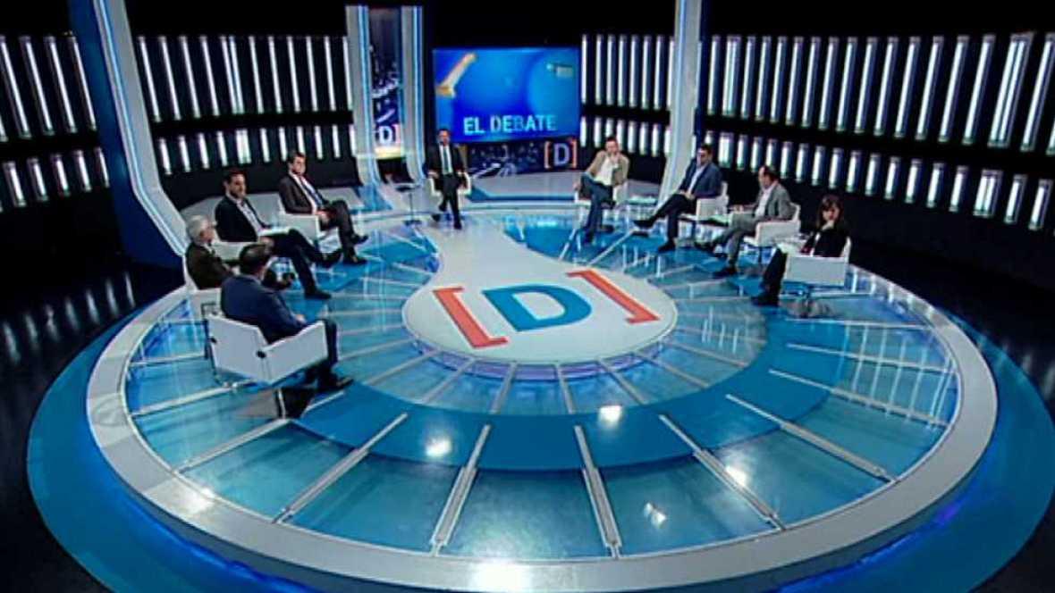 El debate de La 1 - 21/12/16 - ver ahora