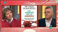 La Aventura del Saber. TVE. Mª Jesús Álava Reyes