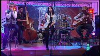La Aventura del Saber. TVE. Música en directo. Jodie Cash Fingers