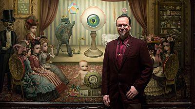 """El imaginativo Mark Ryden  está considerado el padre del """"surrealismo pop"""""""