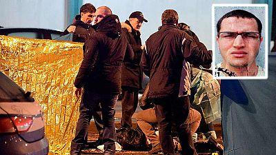 La Policía italiana mata en Milán al sospechoso del atentado en Berlín