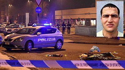 Muere en un tiroteo con la policía italiana el sospechoso del atentado de Berlín