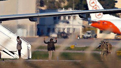 Un avión libio es secuestrado y desviado a Malta