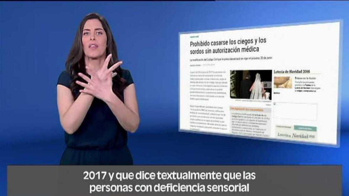 En lengua de signos - 25/12/16 - ver ahora