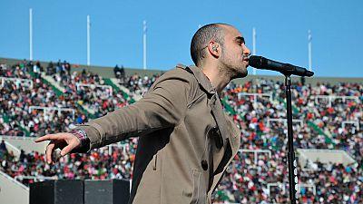 Abel Pintos prepara el lanzamiento de un disco en España