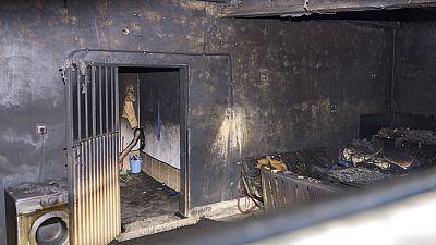 Mueren tres hombres han fallecido en el incendio en Jaén