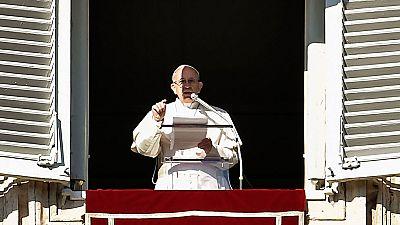 El papa Francisco denuncia la persecución de los cristianos en el mundo