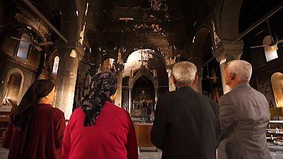 En poco más de una década, la población cristiana en Irak ha quedado reducida a una quinta parte