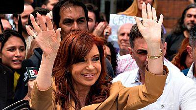 La expresidenta argentina Cristina Fernández será juzgada por un caso de corrupción