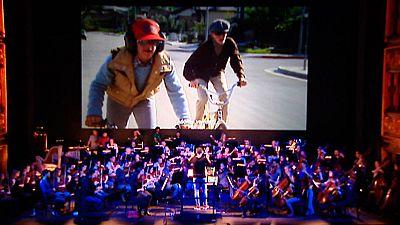 La música de 'ET', en directo en el Teatro de la Zarzuela