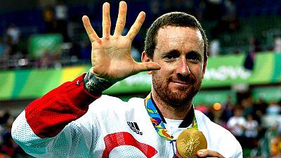 El ciclista británico Bradley Wiggins, ganador del Tour de Francia  en 2012 y cinco veces campeón olímpico, anunció este miércoles su  retirada definitiva del ciclismo profesional.