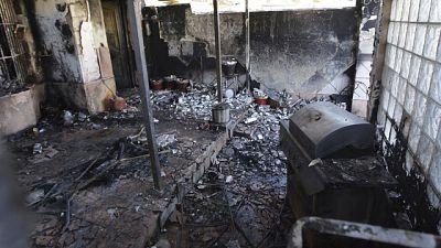 Mueren tres personas en un incendio en una vivienda en Jerez de la Frontera, en Cádiz