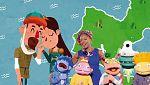 Videoclip - El príncipe Ahmed y la princesa Aldegunda