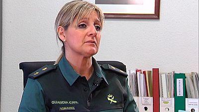 Una mujer alcanza el rango de Teniente Coronel en la Guardia Civil por primera vez en la historia