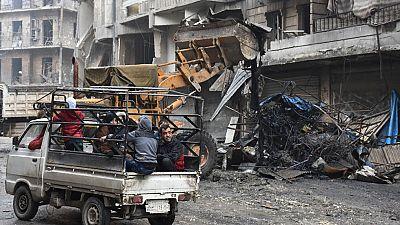 El Gobierno sirio y los rebeldes alcanzan un acuerdo para un alto el fuego en todo el país