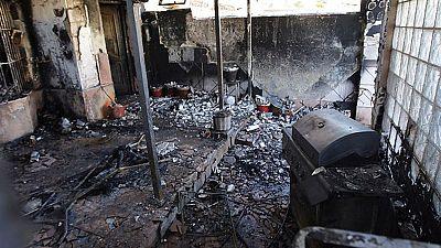 Un matrimonio y su nuera de 26 años mueren al arder su vivienda en Jerez de la Frontera