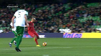 Fútbol  Champions For Life - Selección andaluza-Selección Liga - ver ahora