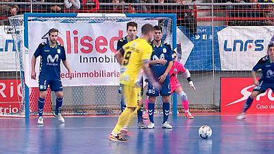 Fútbol Sala - Liga Nacional 13ª jornada: Movistar Inter-Peñíscola Rehabmedic - ver ahora