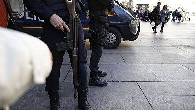 Madrid se blinda en Fin de año y Reyes