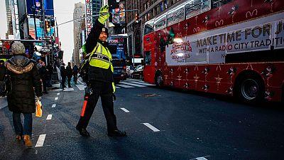 En todo el mundo el fin de año se recibe con las mayores medidas de seguridad de la historia