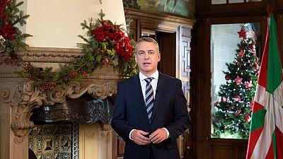 Los presidentes autonómicos siguen emitiendo sus discursos de fin de año